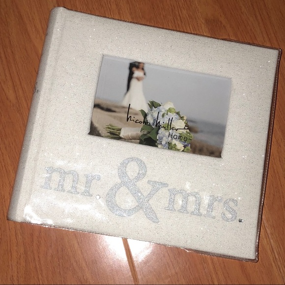 Other Nicole Miller Wedding Photo Album Poshmark
